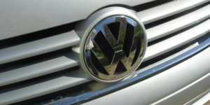 logo VW - busy do Holandii
