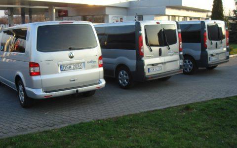 flota busów z Polski, do Niemiec, Holandii i Belgii